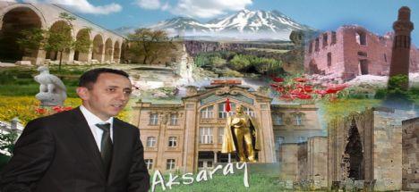 Aksaray'a projelerimiz hazır, biz hazırız...