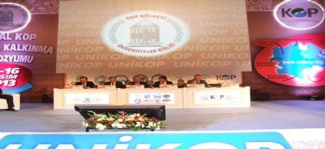 Başkan Koçaş Kop Bölgesel Kalkınma Sempozyonunda Konuştu