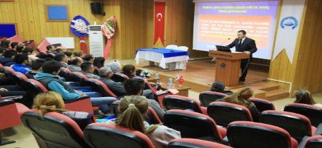 ASÜ Besyo'dan 'Atatürk Ve Spor' Konferansı