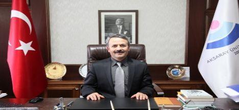ASÜ Rektörü Acar'ın Öğretmenler Günü Mesajı