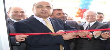 Kule Avm'nin 11. Şubesi Başkan Nevzat Palta Tarafından Hizmete Açıldı