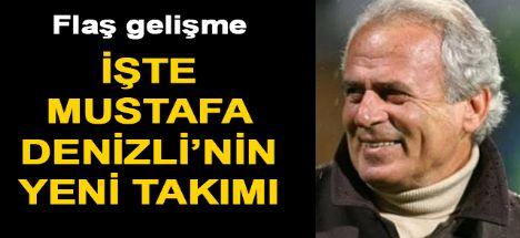 Mustafa Denizli, Hazar Lenkeran'la anlaştı