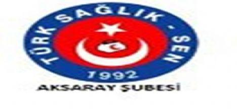 Aksaray Türk Sağlık- Sen de olağan kongresinde Başkanını seçti