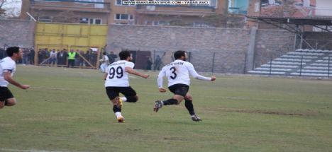 Yeni Aksaray Spor 3-3 Maltepe Spor