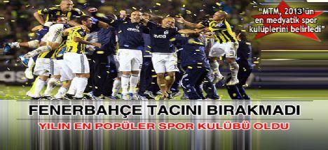 2013'te Spor Medyasında En Çok Fenerbahçe Konuşuldu