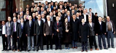 Başkan Nevzat Palta Ak Parti Teşkilat Toplantısına Katıldı
