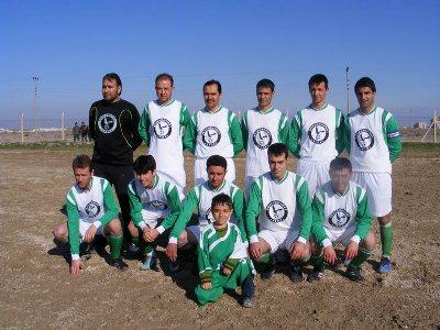 Bozcamahmutspor şampiyon