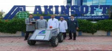 Tarımda Robot Devri