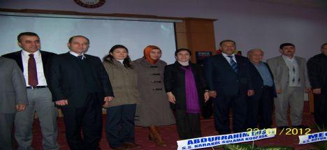 Eskil Ak Parti Kongresi Yapıldı
