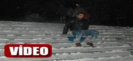 Alaaddin'de tehlikeli hareketler | VİDEO