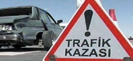 Konya'da 26 araç birbirine girdi: 22 yaralı