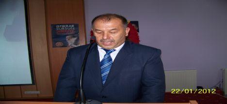Mahmut Oruç birlik beraberlik içinde çalışacaklarını söyledi