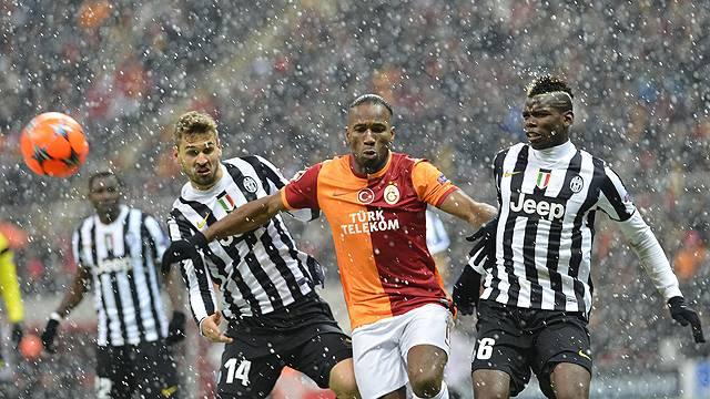 Galatasaray Tur Atladı
