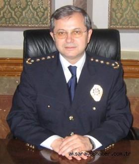 İl Emniyet Müdürü Dr. Halis Böğürcü'nün Veda Mesajı