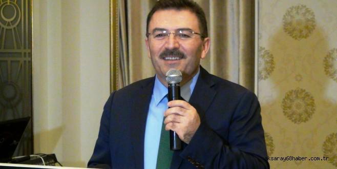 İstanbul Emniyet Müdürü Altınok Aksaray'a Veda etti