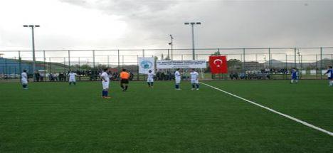 Karatay belediyesi 12. Resmi kurumlar arası futbol turnuvası başladı