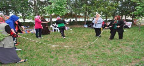 Karmek Kursiyerleri Baharı Apa'da karşıladı