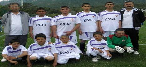 İlçemiz Eskil De Düzenlenen Hif Turnuvasına   Katılan Takımlar Belli Oldu