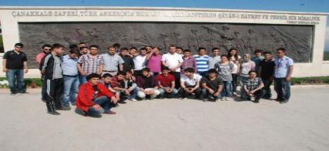 Karatay Gençlik Meclisi Bursa Ve Çanakkale'yi Gezdi