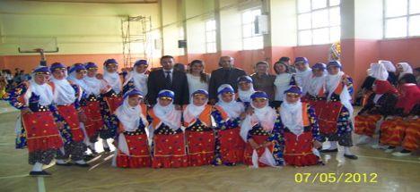 Okullar Arası Folklor Yarışması