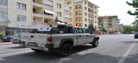 Karatay'da Bahar Temizliği Ve Zararlı Haşere İle Mücadele Başladı