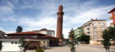 Aksaray'ın Pisa Kulesi Eğri Minare