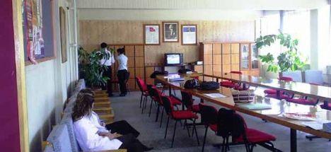 Öğretmenler odası tarihe karışıyor