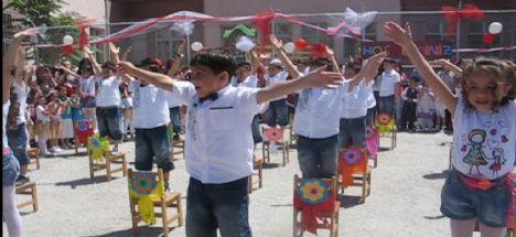 Mareşal Mustafa Kemal Anaokulu yıl sonu gösterisi Düzenledi