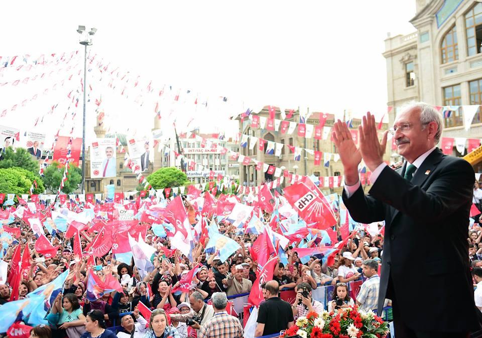 Koşar, Aksaray'a Teşekkür Ediyoruz