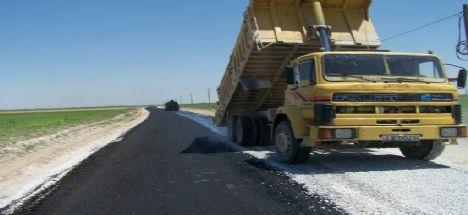 Bozcamahmut &  Küçük Bozcamahmut arası asfaltlanıyor.
