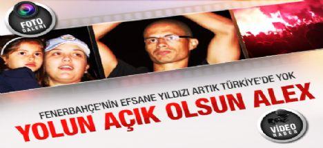 Yaşayan Efsane Türkiye'ye Veda Etti....