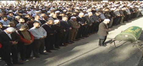 Halis Hoca, dualarla uğurlandı