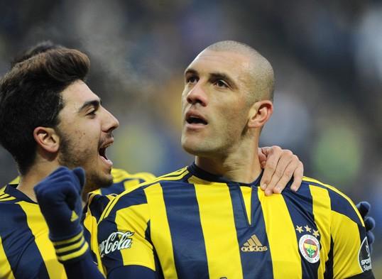 Fenerbahçe Rize'yi Penaltılar ile Yıktı!
