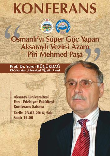 """""""Osmanlı'yı Süper Güç Yapan Aksaraylı Vezir-i Âzam Pîrî Mehmed Paşa"""""""