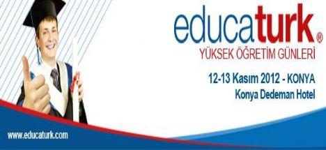 Büyük Fikirler, Yeni Ürünler! Educakaturk Fuarı Konya Dedeman Otel'de Başlıyor.