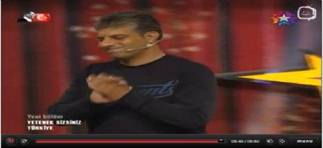 Bozcamahmutspor un 11 numarası yeteneksizsiniz Türkiye Yarışmasında