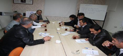 Agiad Tekstil Sektörü Toplantısı Yapıldı