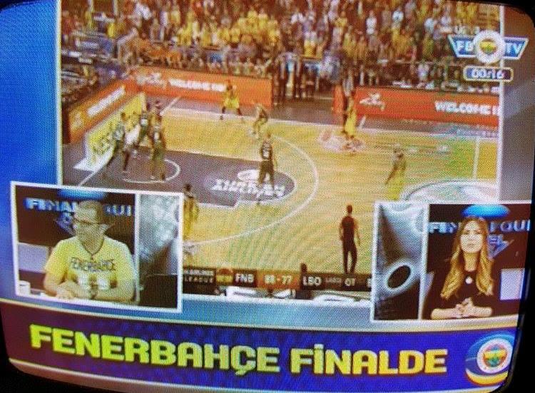 Fenerbahçe THY Euroleague'de Finalde!