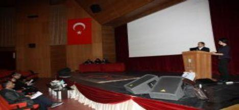 Antalya-Aksaray-Kayseri Demiryolu Projesi Aksaray'da Tanıtıldı