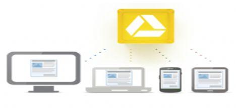 Google Drive resmi olarak kullanıma açıldı