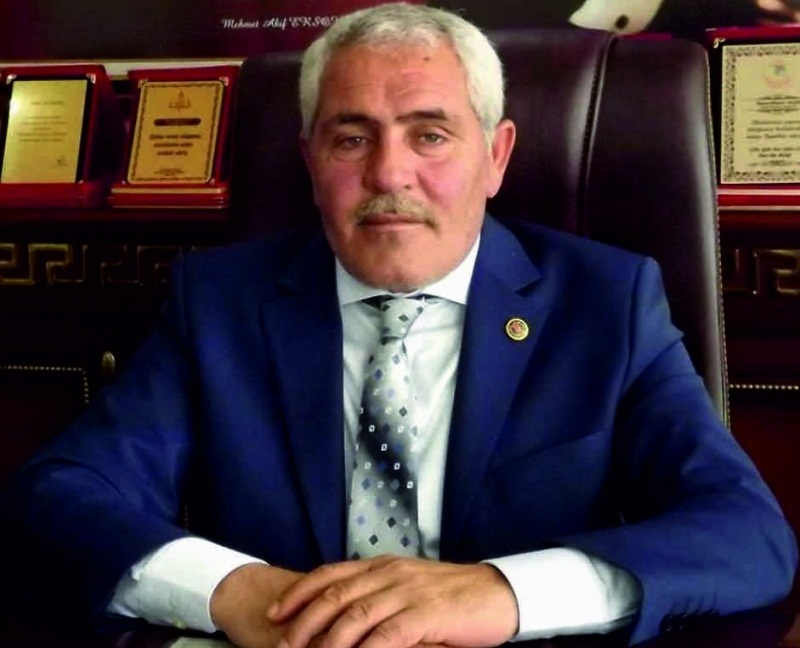 Başkan Alçay'dan Ramazan Ayı Mesajı!
