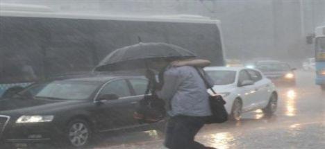 11 İle Yağış Uyarısı