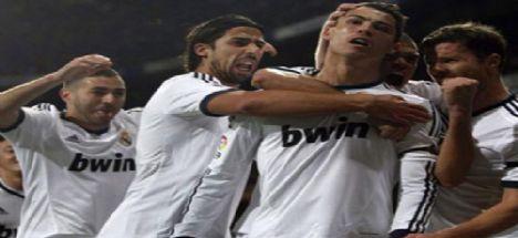 Türk Gecesi'nde kazanan Real Madrid