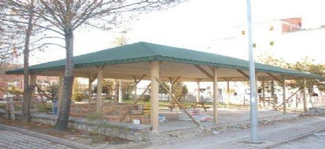 Eskil Belediyesi Yaşlılar İçin Lokal Yapıyor