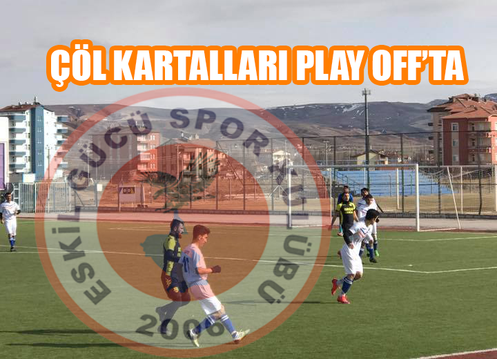 Çöl Kartalları Play Off'ta