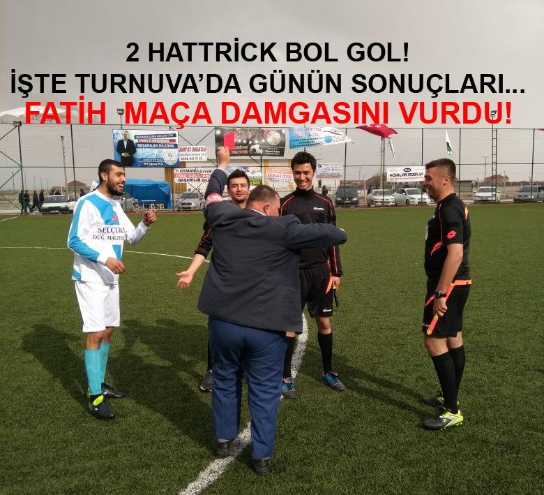 Eşmekaya Grup Lideri Sokarıklı'yı Gole boğdu, Böğet ilk 16'da!