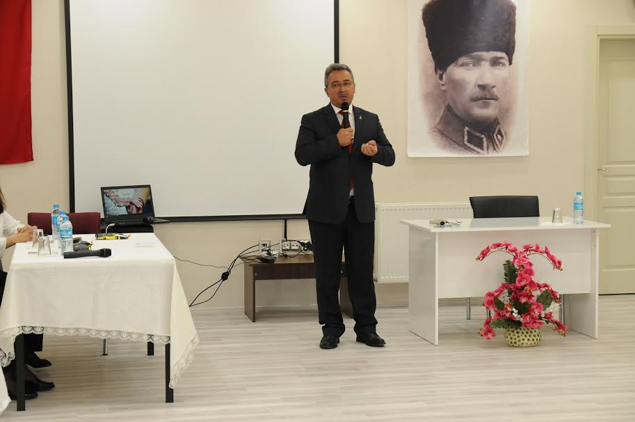 """Hançerli""""Konya'ya Alzheimer Merkezi Kazandırmanın Gururunu Yaşıyoruz"""""""