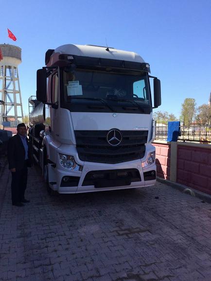 Eskil Belediyesi Filosuna Yeni bir Araç daha ekledi
