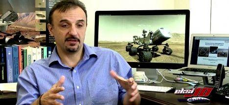 Rizeli bilim adamı uzaya araç gönderdi
