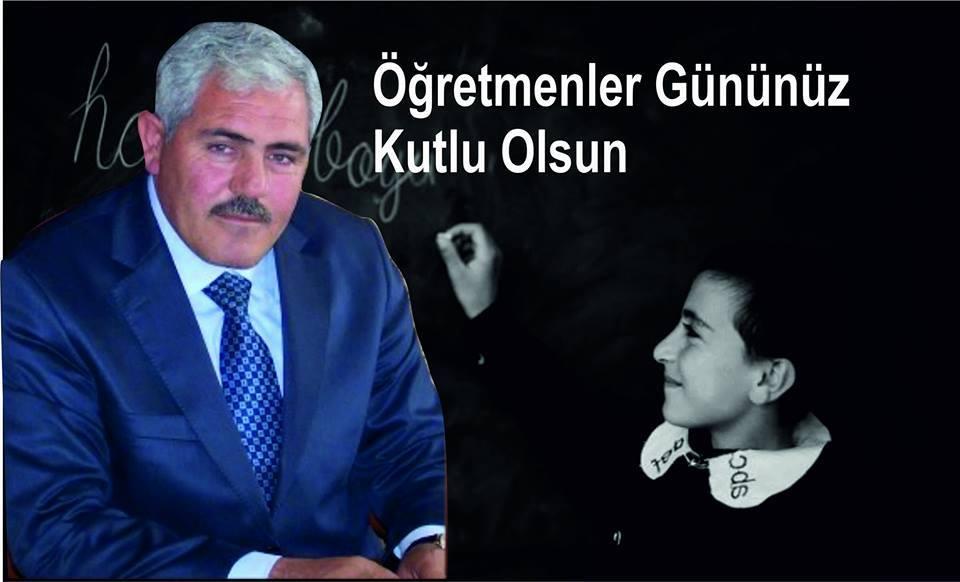 Başkan Alçay'ın 24 Kasım Öğretmenler Günü Mesajı